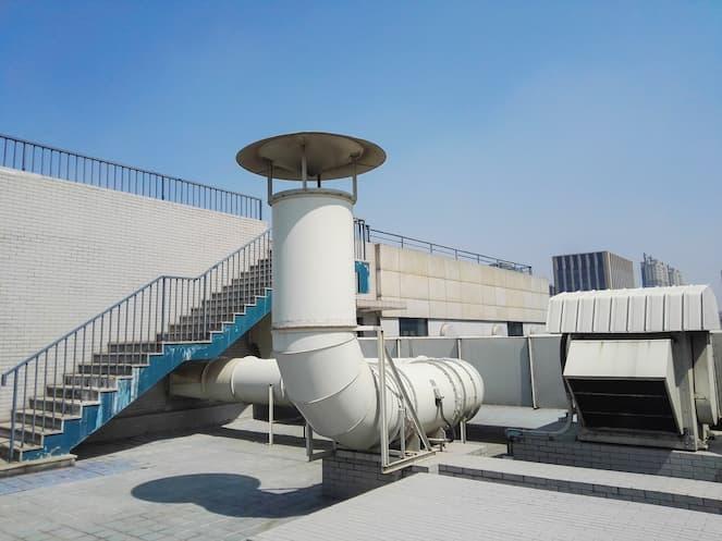aire acondicionado para industrias en Madrid mitsubishi